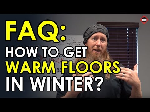 Will Spray Foam Insulation Make Floors Warm? | Crawl Space Insulation | Crawl Space Floor Insulation