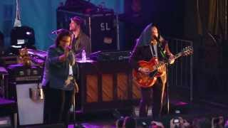 my morning jacket trouble sleep live in times square nyc 101213 hd 1080p