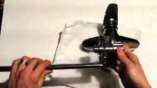 Видео обзор смесителя для ванной Touch Z Eris 005 Evro
