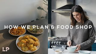 HOW WE WEEKLY MEAL PLAN, FOOD SHOP & WEANING RECIPES | Lily Pebbles