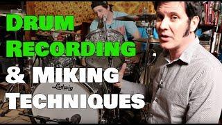 Drum Recording & Miking Techniques - Warren Huart: Produce Like A Pro