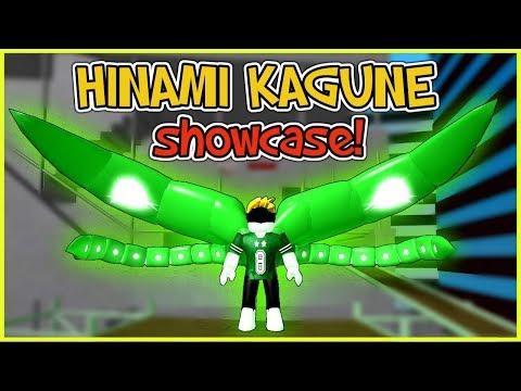 Ro-Ghoul - Hinami Kagune Showcase !