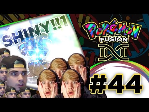 Pokemon Fusion #44 - SHINYYYYY!! LO UNICO QUE FALTABA EN ESTA SERIE
