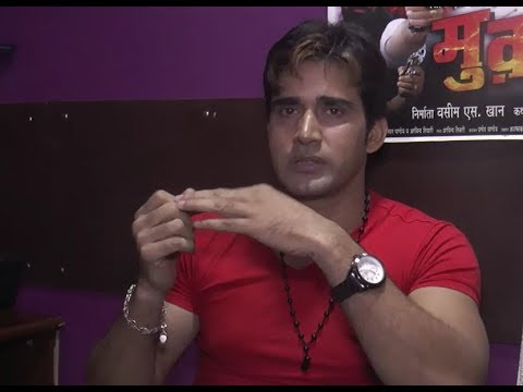 Pawan Singh की Maa Tujhe Salam के खलनायक Ayaz Khan का Exclusive Interview | Bindaas Bhojpuriya