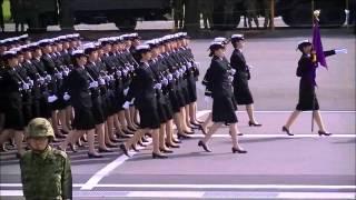 Repeat youtube video 徒歩行進③ 2013年10月17日(木) 観閲式(方面隊統一訓練)
