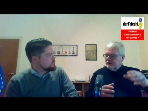 Die Varoufakis-Bewegung DiEM25 - eine Alternative für Europa ?
