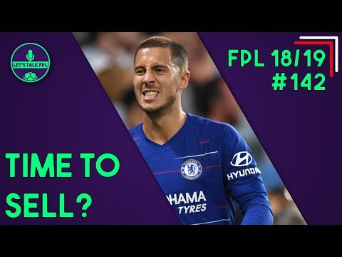 FPL GAMEWEEK 14 | IS IT TIME TO SELL HAZARD? | Fantasy Premier League 2018/19 | Let's Talk FPL #142