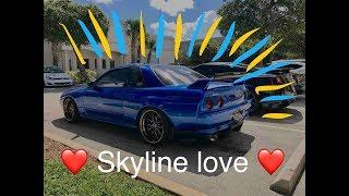 E85 Skyline Tune!