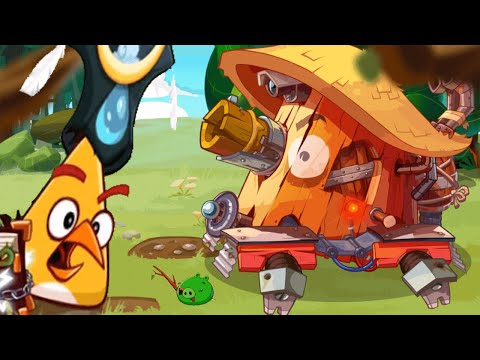 New World Boss Tinker Titan w/ Matilda's Elite Cleric! - Angry Birds Epic