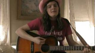 Everybody Wants to Be A Country Star (in which Becca sings about Taylor Swift)
