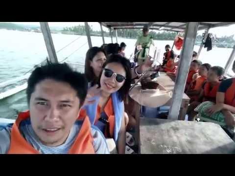 Surigao del Sur Tour 2016