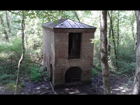 Abandoned Spring House in Cleveland TN