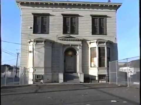 Thomas Fallon House exterior and interior documentary footage, Part 1 (circa 1988)
