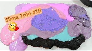 Slime Trộn #10 II Trộn 10 Hủ Slime Cũ Của Bắp Lại II Hành Trinh Slime Trộn Mới