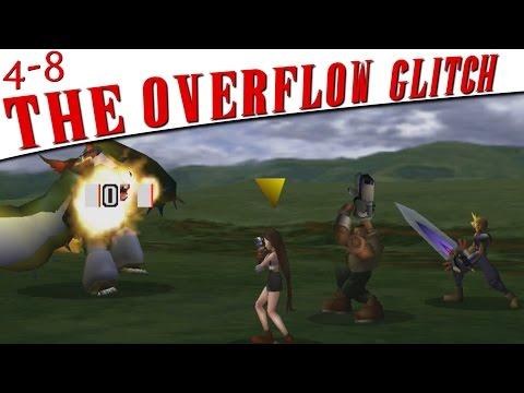 FFVII - The Overflow Glitch
