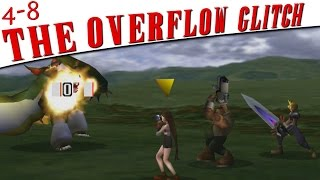 FFVII - The Overflow Glitch
