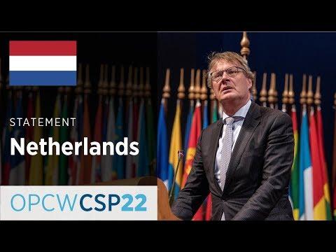 Netherlands Statement by Mr Paul van den Ijssel at CSP-22