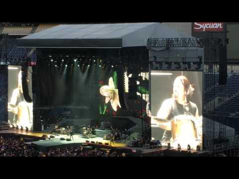 The Cult Live at Qualcomm Stadium