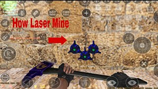 How Laser Mine CS 1.6 Android
