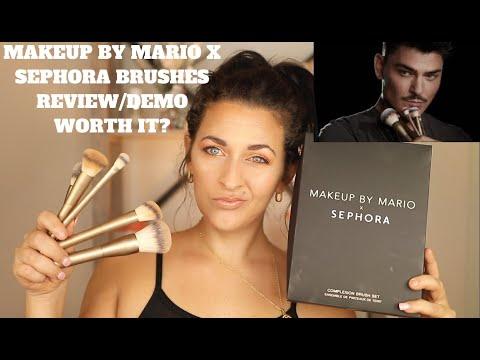 New Makeup By Mario X Sephora