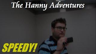 "The Hanny Adventures: Hanny Rides ""Speedy!"" (Leominster, MA)"