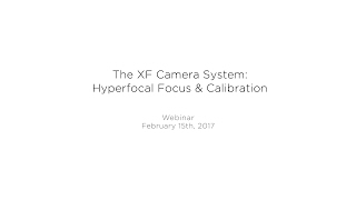 Webinar: The XF Camera System: Hyperfocal Focus Using Wide Angle Lenses | Phase One
