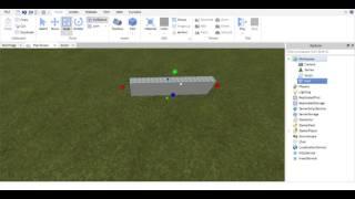 How to make an object walkthrough roblox studio!