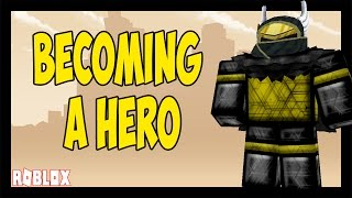 HEROES STORY MODE | TRYING TO SOLO BOSS | ROBLOX | iBeMaine