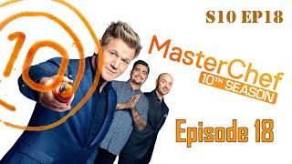 {HD} MasterChef (American Season 10) Episode 18, August 14, 2019 (S10 E18)