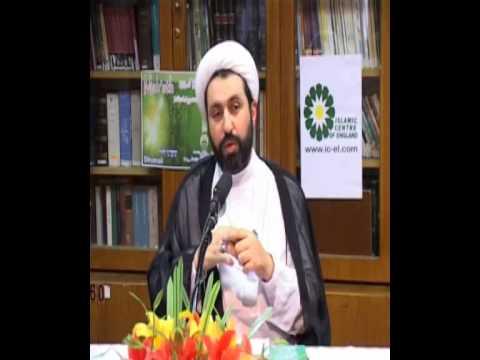 Mab'ath by Sheikh Dr Shomali, 11 7 2010, ICEL, London