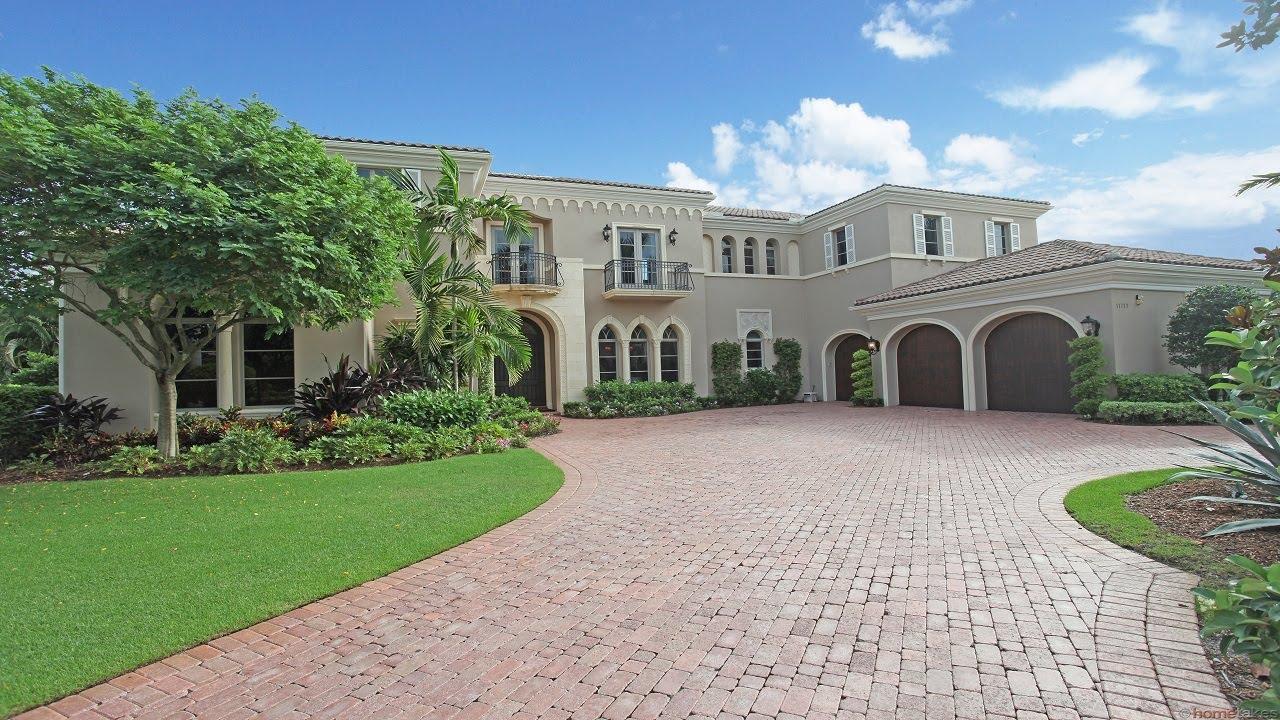 11733 Valeros Court Palm Beach Gardens Florida 33418 - YouTube