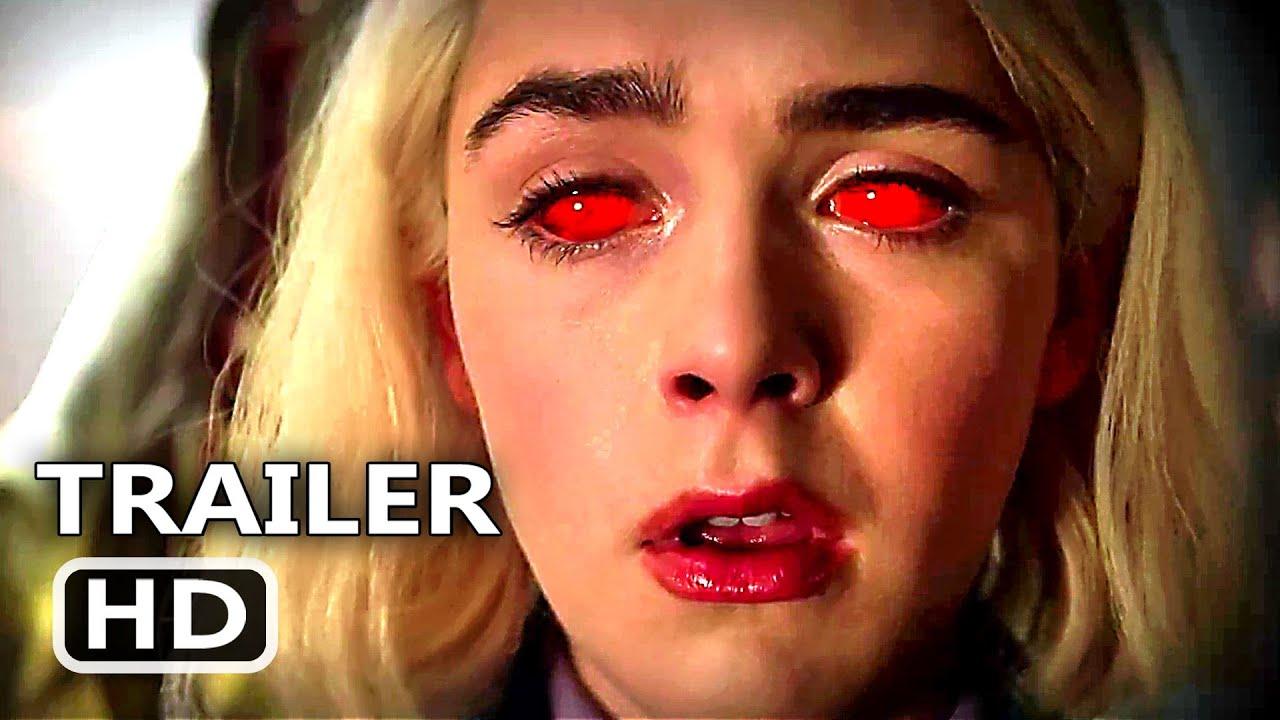 O MUNDO SOMBRIO DE SABRINA Temporada 3 Trailer Brasileiro LEGENDADO (2020) Netflix