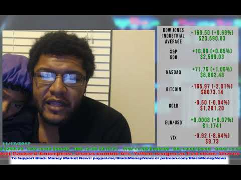 Black Money Market News 11-21-2017 Semiconductor Sector Deep Dive Show