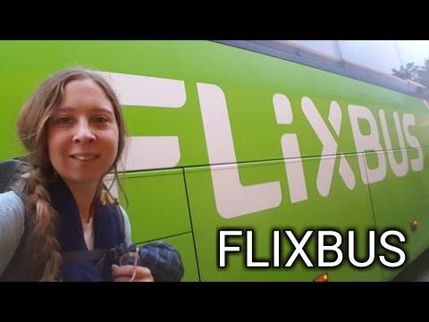 FLIXBUS : INTERDICTION  De Manger & Boire 🚫🍫🍬 || De PRAGUE à VIENNE [VLOG 46]