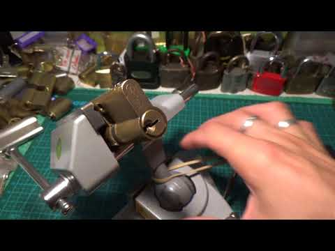 Взлом отмычками MCM   176 MCM CHALLENGE LOCK FROM TIET, GANZUADO, SPP & GUTTED sub eng ()