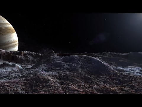 NASA Re-analyzing Old Data Reveals New Evidence at Europa