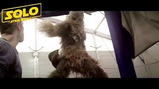 SOLO A Star Wars Story (Han Solo) - Bonus Showcase !