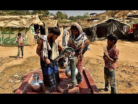 Detik hitam sambutan Aidilfitri warga Rohingya terubat