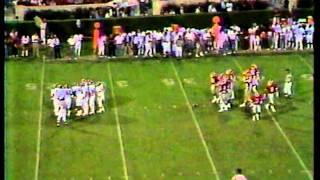 1985 Alabama Crimson Tide vs. Georgia Bulldogs at Sanford Stadium (Football)