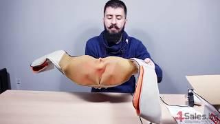Масажер для шиї для резервного копіювання лопаток і плечей шиацу масажер з функцією нагріву від 4Sales.ru