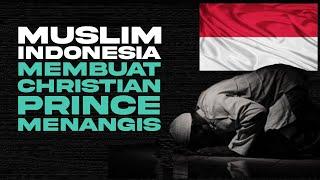 Faisal, Indonesian Muslim, Makes Christian Prince Cry - Indonesian Subtitles