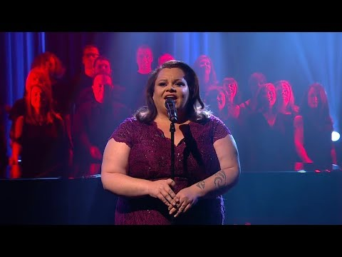Keala Settle performs This is Me | The Late Late Show | RTÉ One