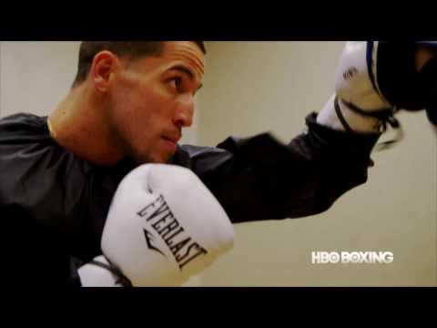Jason Sosa on his Camden, NJ upbringing (HBO Boxing)