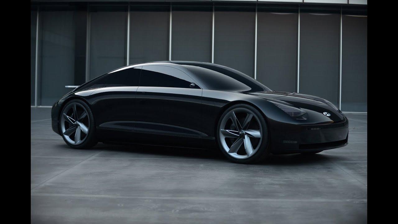 현대자동차 새로운 전기자동차 콘셉트카 프로페시 공개 테크월드뉴스