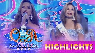 It's Showtime Miss Q & A: Izah Dalawa Calzado is Beks In Chukchak of the day