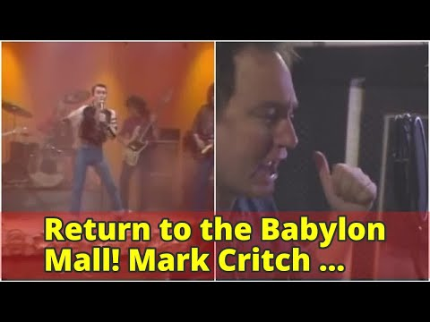 Return to the Babylon Mall! Mark Critch featured in remake of Wonderful Grand classic