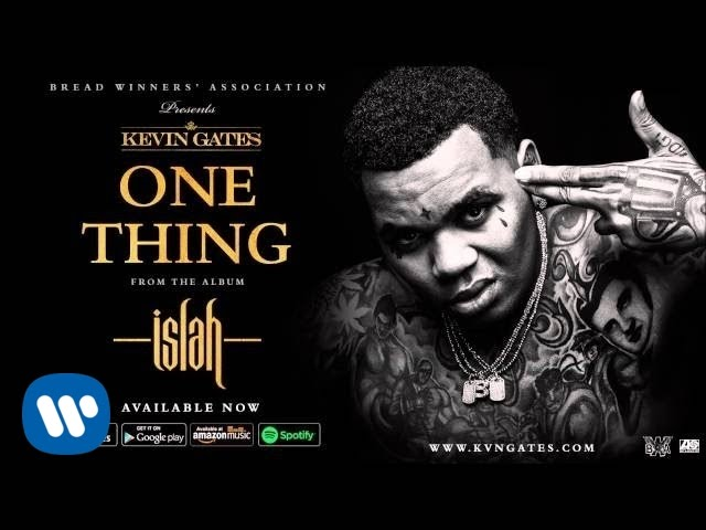 Kevin Gates - One Thing (Official Audio) - YouTube