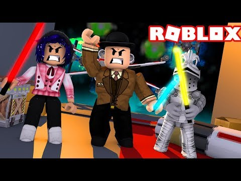 HOW TO GET A STAR WARS PORG IN ROBLOX! Gallant Gaming, Chelsea and Callum play Roblox minigames!