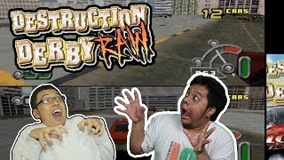 Destruction Derby Raw Bareng Bang Tara! - NGABUBURIT GAME JADUL!