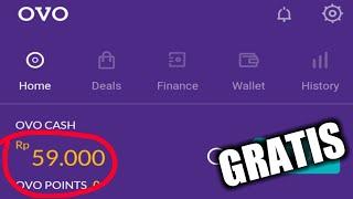 Total Rp.50 000 ! Cara Mendapatkan Saldo OVO Gratis ! - Part 2